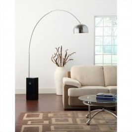 Sunflower Cube Floor Lamp in Black