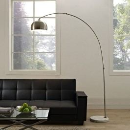 Sunflower Round Floor Lamp in White