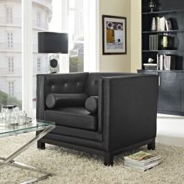 Imperial Armchair in Black
