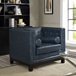 Imperial Armchair in Blue