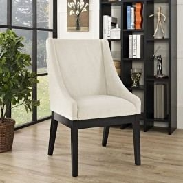 Tide Dining Wood Side Chair in Beige