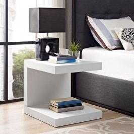 Gallivant Nightstand in White