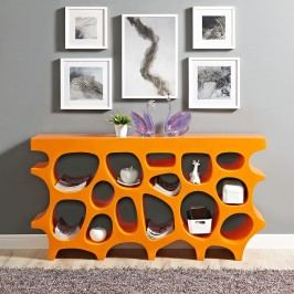 Wander Medium Stand in Orange