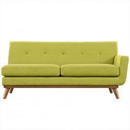 Engage Right-Arm Loveseat in Wheatgrass