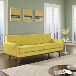 Engage Upholstered Sofa in Sunny