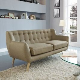Remark Sofa in Brown
