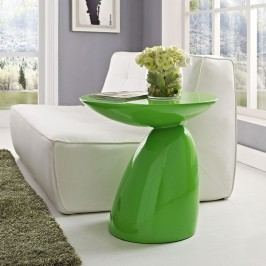 Flow Side Table in Green