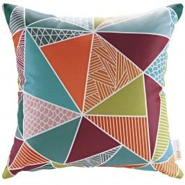 Modway Outdoor Patio Pillow in Mosaic