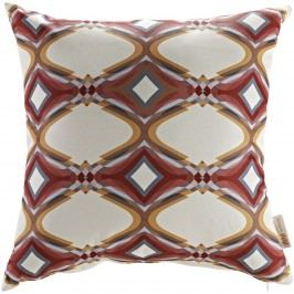 Modway Outdoor Patio Pillow in Repeat
