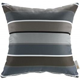 Modway Outdoor Patio Pillow in Stripe