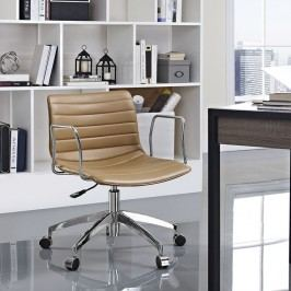 Celerity Office Chair in Tan