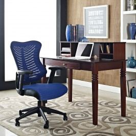Clutch Office Chair in Blue