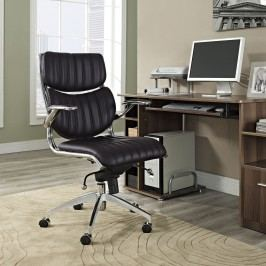 Escape Mid Back Office Chair in Brown