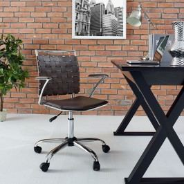 Fuse Office Chair in Brown