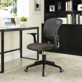Poise Office Chair in Brown