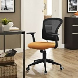 Poise Office Chair in Orange