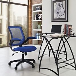 Veer Mesh Office Chair in Blue