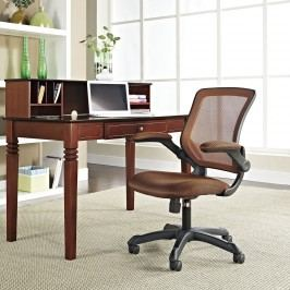Veer Mesh Office Chair in Tan