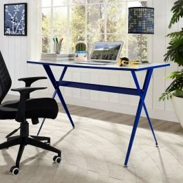 Expound Office Desk in Blue