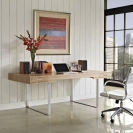 Tinker Office Desk in Natural