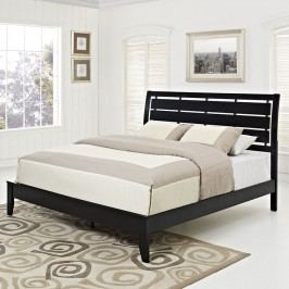 Olivia Queen Bed in Black