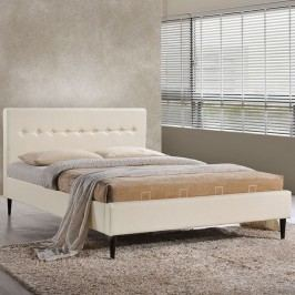 Stacy Full Bed in Ivory