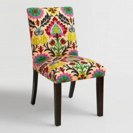 Desert Santa Maria Kerri Upholstered Dining Chair - Fabric by World Market