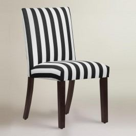 Canopy Stripe Kerri Upholstered Dining Chair - Fabric by World Market