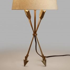 Antique Brass Arrow Accent Lamp Base by World Market