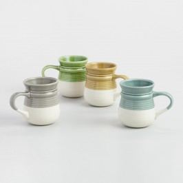 Tankard Mugs Set of 4 by World Market