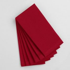 Chili Pepper Red Buffet Napkins Set of 6 - Cotton by World Market