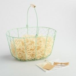 Mint Wire Basket Kit by World Market