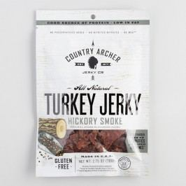 Country Archer Hickory Smoke Turkey Jerky by World Market