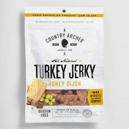 Country Archer Honey Dijon Turkey Jerky by World Market