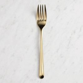 Gold Wave Dinner Forks Set of 4 by World Market