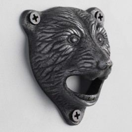 Bear Wall Mounted Bottle Opener by World Market
