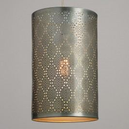 Pewter Pierced Metal Sita Pendant Shade by World Market