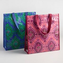 Jazmin Insulated Totes Set of 2 by World Market