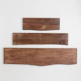 Organic Edge Wood Mix & Match Shelves - 3Ft by World Market 3Ft