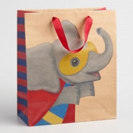 Large Superhero Elephant Gift Bag by World Market