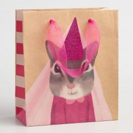 Small Princess Squirrel Gift Bags Set of 2 by World Market
