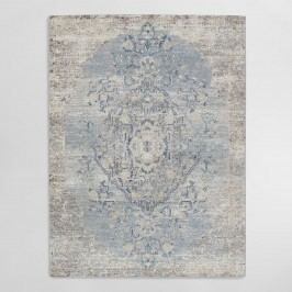 Blue Nostalgia Area Rug - 2Ftx3Ft by World Market 2Ftx3Ft