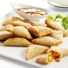 Gourmet Thai Curry Samosas 40 Count by World Market