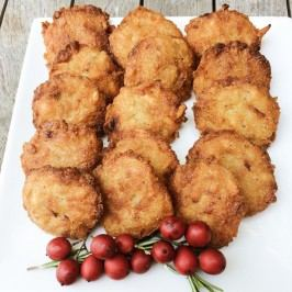 Gourmet Bite Size Latkes 48 Count by World Market