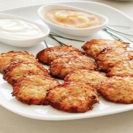 Gourmet Large Latkes 24 Count by World Market