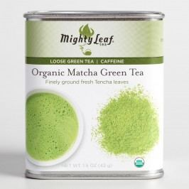Mighty Leaf Organic Matcha Green Tea by World Market