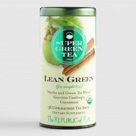 The Republic of Tea SuperGreen Tea Lean Green Blend 36 Count by World Market