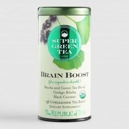 The Republic of Tea Super Green Tea Brain Boost 36 Count by World Market