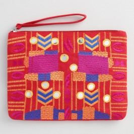 Red Mirror Pouch by World Market