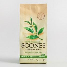 Sticky Fingers Matcha Scone Mix Set of 6 by World Market